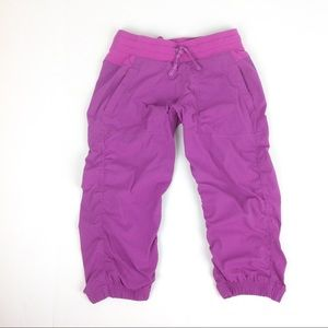 Ivivva Lululemon Live to Move Capri Pants 14